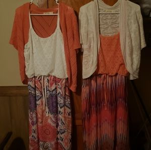 NWOT 2 dresses
